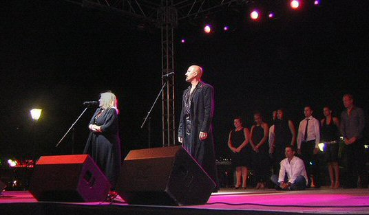 Rudi & I - Opening Song of 'Pride' 2008
